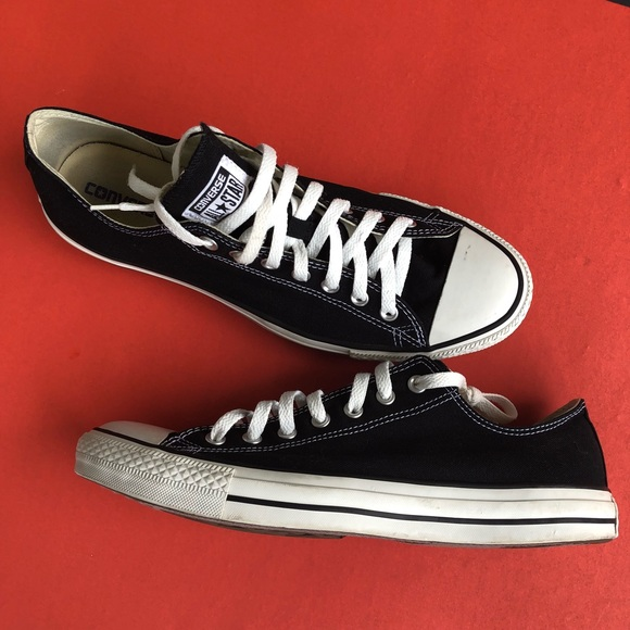 919f477c6a293b Converse Other - BLACK WHITE LOW TOP MENS CONVERSE